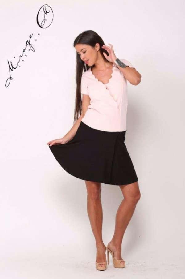 82a3764656 Melange II cikkszámú MIRAGE FASHION Tunikák, miniruhák, ruhák 2990 Ft (€11)  Ft-ért - Full Fashion Webshop & Outlet