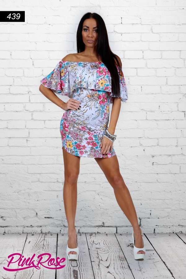 48de34e782 439 Ruha cikkszámú PINK ROSE Tunikák, miniruhák, ruhák 3990 Ft (€14) Ft-ért  - Full Fashion Webshop & Outlet