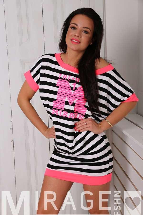 c647561187 Davida I. cikkszámú MIRAGE FASHION Tunikák, miniruhák, ruhák 13750 Ft (€49)  Ft-ért - Full Fashion Webshop & Outlet
