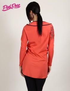 30aff210d7 389-Taiwan Tunika cikkszámú PINK ROSE Tunikák, miniruhák, ruhák 3990 ...