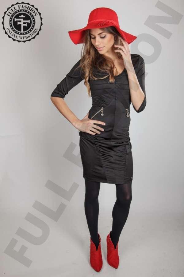 f6d1c4709b Poli Ruha cikkszámú PREMIUM Tunikák, miniruhák, ruhák 2990 Ft (€11) Ft-ért  - Full Fashion Webshop & Outlet