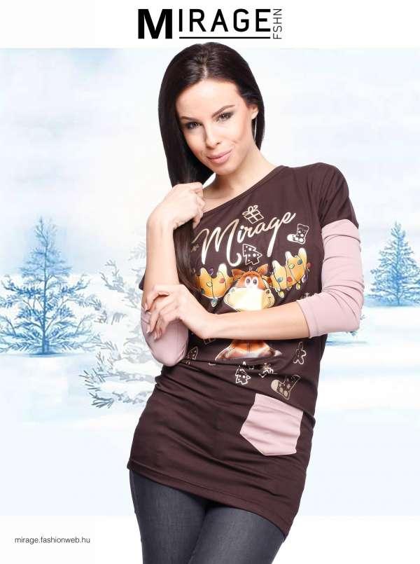 28ca50f65e Blokk barna cikkszámú MIRAGE FASHION Tunikák, miniruhák, ruhák 3990 Ft  (€14) Ft-ért - Full Fashion Webshop & Outlet