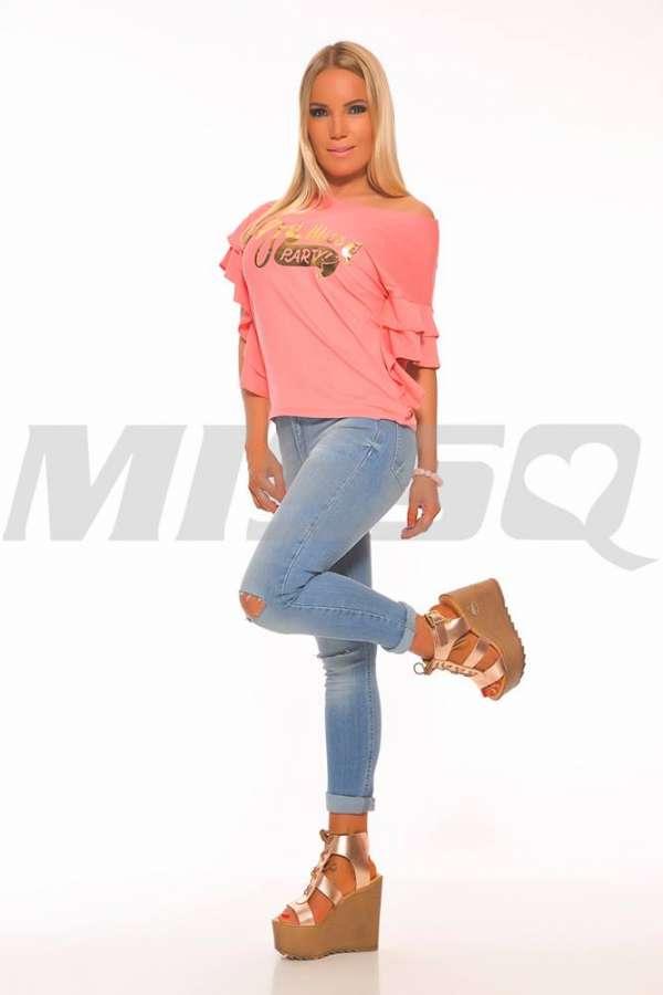 Jupiter felső IV. cikkszámú MISSQ Felsők 3990 Ft (€14) Ft-ért - Full  Fashion Webshop   Outlet e331843965