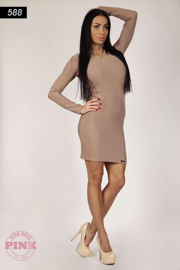 79f001b381 Ruha cikkszámú PINK ROSE Tunikák, miniruhák, ruhák 4890 Ft (€17) Ft-ért -  Full Fashion Webshop & Outlet