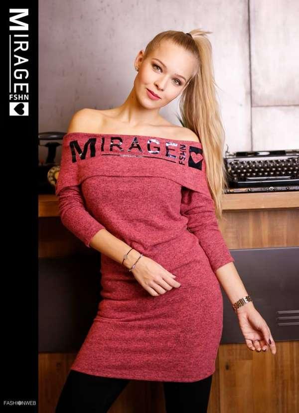 6a21d170a6 Peggi III. cikkszámú MIRAGE FASHION Tunikák, miniruhák, ruhák 13490 Ft  (€48) Ft-ért - Full Fashion Webshop & Outlet