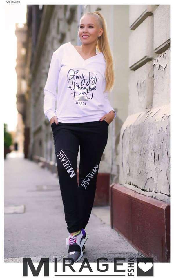 Ava melegítő szett cikkszámú MIRAGE FASHION Melegítők 12000 Ft (€43) Ft-ért  - Full Fashion Webshop   Outlet a694c75239