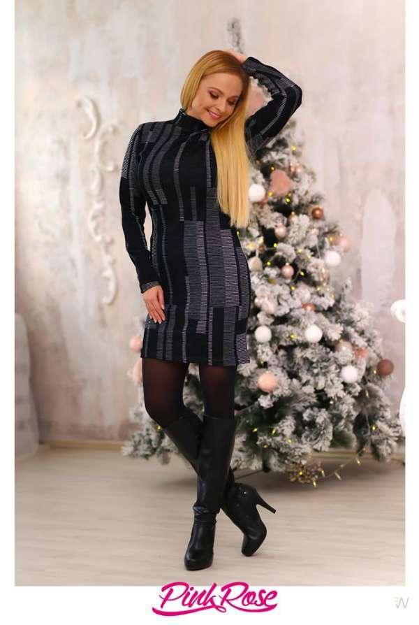 6e3fd4d66f Tunika cikkszámú PINK ROSE Tunikák, miniruhák, ruhák 7990 Ft (€29) Ft-ért -  Full Fashion Webshop & Outlet