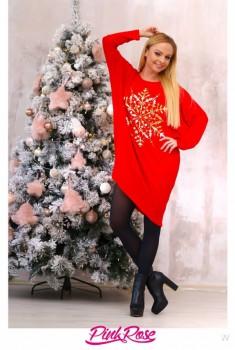d056241a78 Tunika cikkszámú PINK ROSE Tunikák, miniruhák, ruhák 3990 Ft (€14) Ft-ért -  Full Fashion Webshop & Outlet